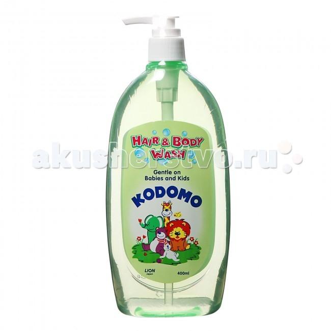 Kodomo Средство для мытья От макушки до пяточек 400 мл
