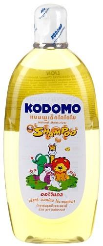 Kodomo Шампунь детский Original с увлажняющим кремом 200 мл