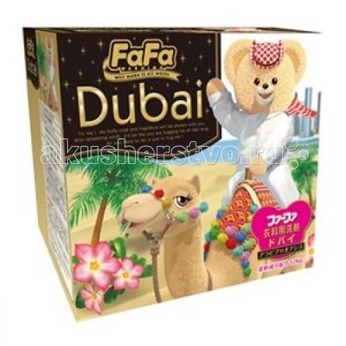 NS Fa-Fa Концентрированный cтиральный порошок с кондиционером для детского белья Дубай 1 кг