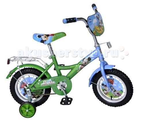 Велосипед двухколесный Navigator Mickey Mouse 12 Kite