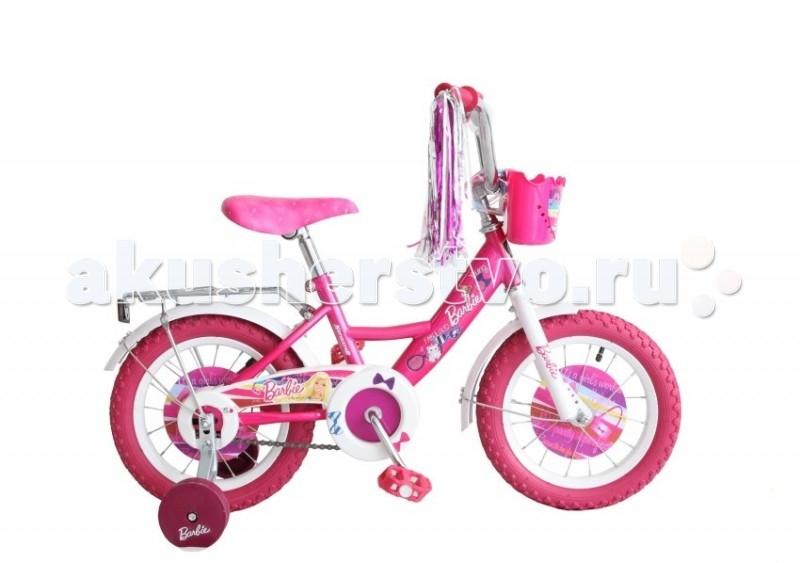 Велосипед двухколесный Navigator Barbie 14 BA