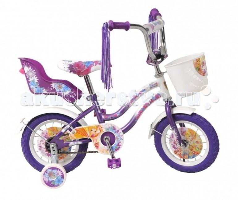 Велосипед двухколесный Navigator Winx 14 T2Winx 14 T2Велосипед Navigator Winx 14 T2 - это хорошо собранный и надёжный велосипед для ребёнка.   Особенности: Тип: детский Материал рамы: сталь Амортизация: отсутствует Конструкция вилки: жесткая Конструкция рулевой колонки: неинтегрированная, резьбовая Диаметр колес: 14 дюймов Материал обода: алюминиевый сплав Двойной обод: нет Материал бортировочного шнура: металл Возможность крепления боковых колес: есть Боковые колеса в комплекте: есть Тип переднего тормоза: отсутствует Тип заднего тормоза: ножной Уровень заднего тормоза: начальный Количество скоростей: 1 Уровень каретки: начальный Конструкция каретки: неинтегрированная Тип посадочной части вала каретки: квадрат Количество звезд в кассете: 1 Количество звезд системы: 1 Конструкция педалей: платформы Конструкция руля: изогнутый Настройка положения руля: регулируемый подъем Комплектация: багажник, крылья Материал рамки седла: сталь Комфорт: защита цепи<br>