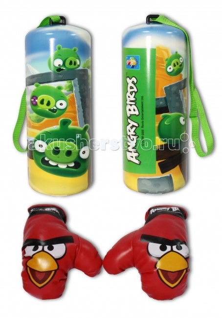1 Toy ������� ����� ��� ����� Angry Bird