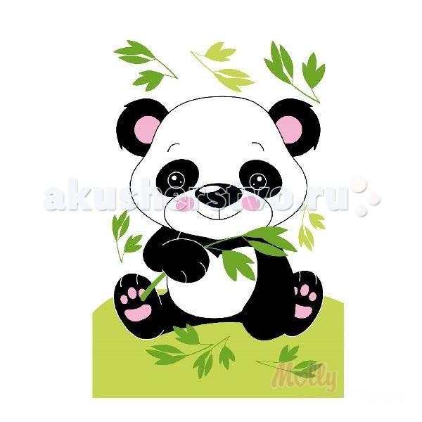Раскраска Molly по номерам Маленькая панда 20х30 смпо номерам Маленькая панда 20х30 смРаскраска по номерам Molly Маленькая панда 20 см х 30 см - оригинальный набор, позволяющий создать картину, благодаря поэтапной раскраске полотна.   В наборе:    холст из натурального хлопка на деревянном подрамнике (холст предварительно прогрунтован)  нейлоновые кисти разного размера 3 шт.  акриловые краски (устойчивые к выцветанию)  крепление на стену  акриловый лак (2 баночки)  Размер: 20 х 30 см Количество цветов: 5 Уровень сложности: легкий  Защитить готовую картину от воздействия ультрафиолетовых лучей и влаги поможет акриловый лак в наборе. Перед использованием его необходимо разбавить водой в соотношении 1:1. Лак следует наносить на краску в качестве финишного покрытия.<br>