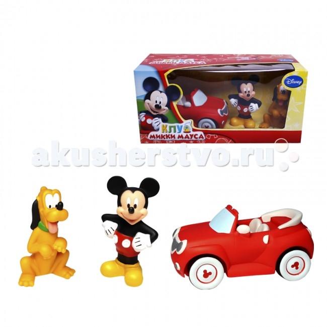 1 Toy Disney Игровые фигурки Микки Маус и Плуто