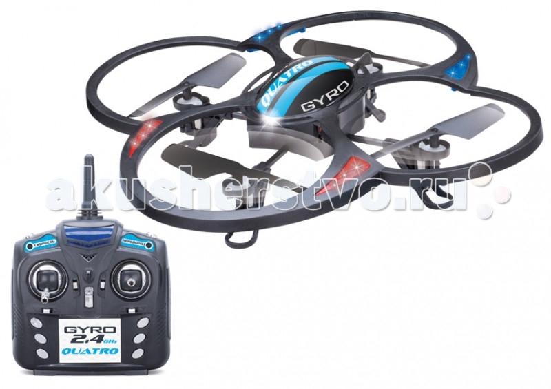 1 Toy Квадрокоптер Gyro-Quatro