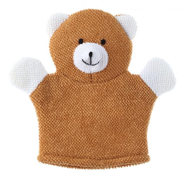 Мочалка Roxy Рукавичка Baby BearРукавичка Baby BearМочалка Roxy Рукавичка Baby Bear имеет мягкую фактуру. Поверхность бережно моет, не царапая и не раздражая нежную детскую кожу.   Особенности: Мочалка пошита из натурального хлопка, поэтому изделие подходит не только под все типы кожи, но и может использоваться для детей, склонных к кожным аллергиям. Натуральное волокно, гигиеничность компонента делают эту мочалку лучшей в числе детских мочалок для купания.<br>
