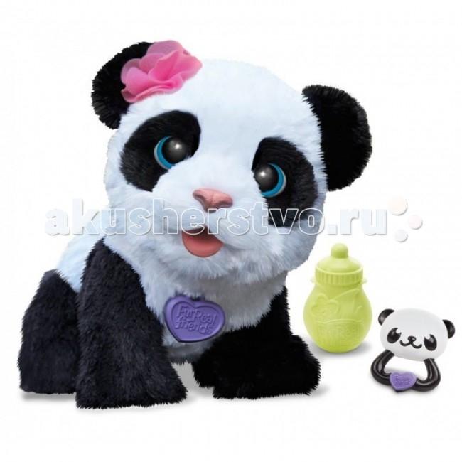 Интерактивная игрушка FurRealFriends Hasbro Малыш Панда