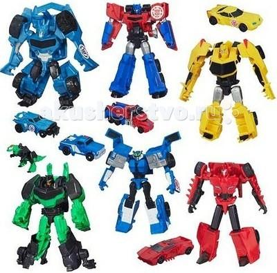 Transformers Hasbro Роботс-ин-Дисгайс ЛегионHasbro Роботс-ин-Дисгайс ЛегионИгровая фигурка Robots In Disguise серии Legion Class от торговой марки Hasbro станет желанным подарком для любого мальчишки, с таким трансформером он сможет придумать множество разнообразных увлекательных игр.  Несколькими простыми движениями, фигурка трансформируется в мощную машину, а затем быстро и легко трансформируется обратно. Трансформация происходит в 5 шагов.  Игрушечная модель автобота великолепно детализированная копия героя из популярного мультсериала.  Игрушка выполнена из прочного безопасного высококачественного пластика. Соберите свою команду автоботов, и у десептиконов не останется шансов на земле!  Цена указана за 1 шт.<br>