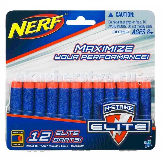 Nerf Hasbro �������� 12 ����� ��� ���������