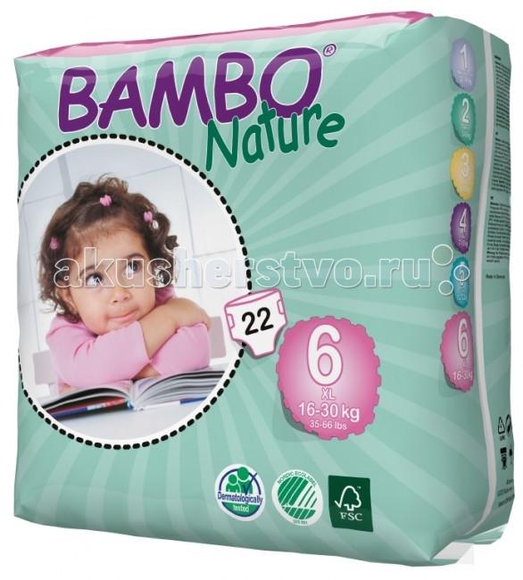 Bambo Nature ���������� XL (16-30 ��) 22 ��.