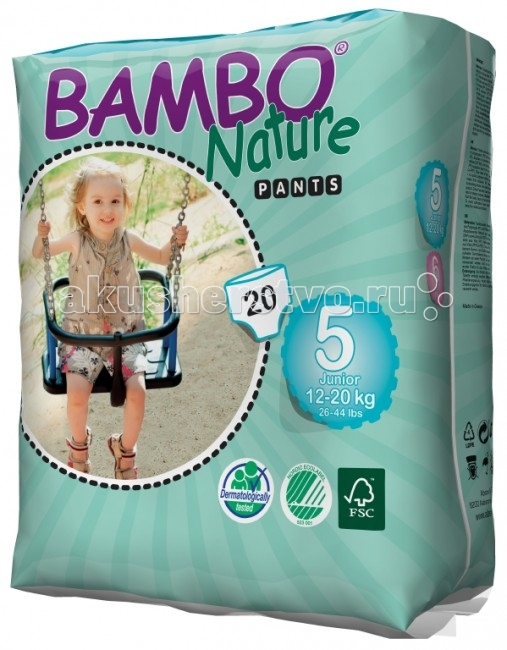 Bambo Nature ����������-������� ��� Pants Junior (12-20 ��) 20 ��.