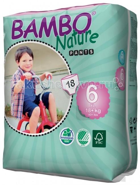 Bambo Nature ����������-������� Pants XLPlus (18+ ��) 18 ��.
