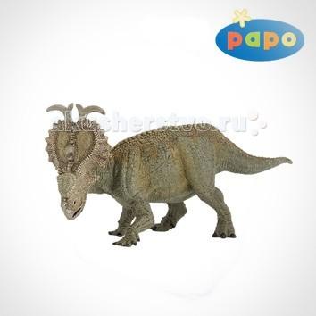 Papo Игровая реалистичная фигурка ПахиринозаврИгровая реалистичная фигурка ПахиринозаврИгровая реалистичная фигурка Пахиринозавр 55019  Ручная роспись. Все фигурки Papo проходят тщательную подготовку и обработку, поэтому они крепкие и долговечные.  Материал: высококачественный полимерный материал.<br>