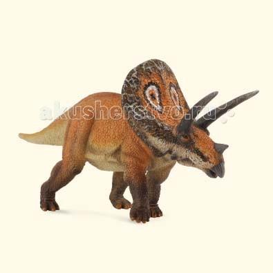 Gulliver Collecta Фигурка Торозавры LCollecta Фигурка Торозавры LGulliver Collecta Фигурка Торозавры L является уменьшенной копией. Кажется, что игрушка вот - вот оживет.  Особенности: Все детали тщательно проработаны, что способствует развитию воображения и тактильных ощущений у ребёнка во время игры. Декоративная фигурка станет изысканным и уникальным сувениром, и понравится как детям, так и их родителям. Фигурка изготовлена из высококачественной пластмассы и раскрашены вручную..<br>