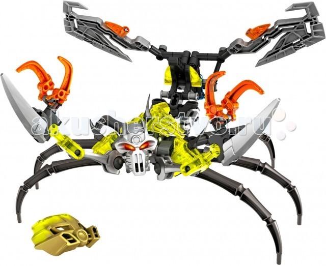 Конструктор Lego Bionicle 70794 Лего Череп-Скорпион