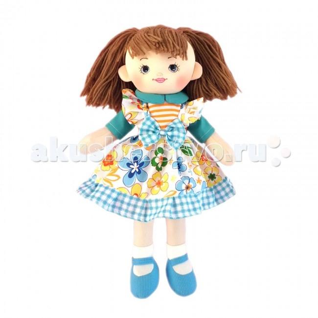 Gulliver Кукла Хозяюшка 30 смКукла Хозяюшка 30 смКукла Gulliver Хозяюшка обязательно понравится вашей малышке.  Она изготовлена из качественных материалов, которые абсолютно безвредны для ребенка.   Игрушка способствует развитию воображения и тактильной чувствительности у детей.  Высота: 35 см<br>
