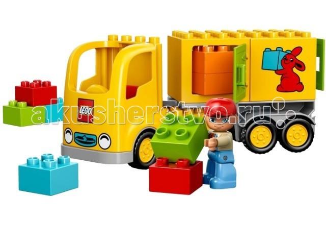 Конструктор Lego Duplo 10601 Грузовик