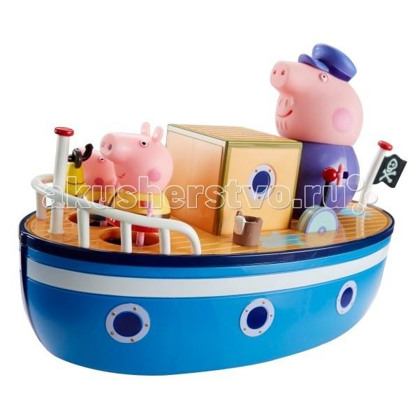Peppa Pig Игровой набор Морское приключение