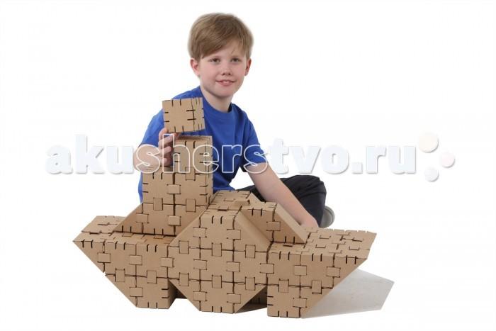 """Конструктор Yohocube Набор Базовый 75Набор Базовый 75Конструктор Yoh-ho! Набор Базовый 75 (50 кубиков, 25 призм) — это самосборные кубики в наборе с крепежами и тематическими декоративными элементами для конструирования любых форм без использования клея.  Особенности: На Yoh-ho-кубиках можно рисовать – верхний слой замечательно впитывает краску.  Yoh-ho-кубики – это прекрасные тайнички для самых сокровенных секретов! Конструктор """"ЙОХОКУБ"""" через игру развивает абстрактное мышление, конструкторские навыки, творческие способности и мелкую моторику. Приучает к коллективному творчеству в разновозрастной группе.  Рекомендован детям от 6-ти лет. Для коллективной игры со взрослыми. Что можно сделать из кубиков? Сказочные миры с небоскребами, деревьями, животными, техникой, роботами. И самую настоящую мебель. Придумывайте новые арт-объекты! Декорируйте пространство! Наслаждайтесь творчеством в кругу близких! Кубики пригодны к многократному использованию для создания новых форм без использования клея. Размер ЙОХОКУБа в собранном виде 80 мм.  Кубик легко помещается в детскую ладошку. Усиленный картон 1,5 мм Технология RECYCLING<br>"""
