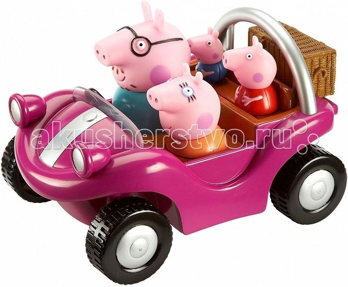Peppa Pig Игровой набор Спортивная машина