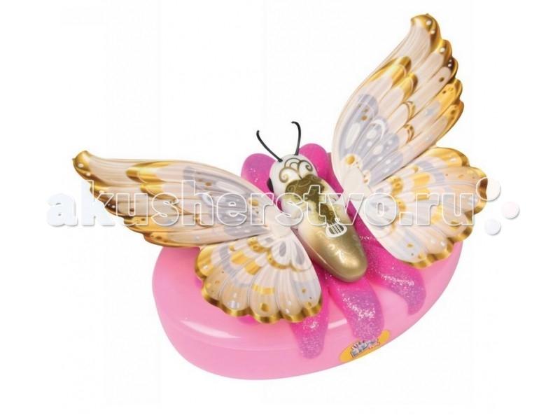 Little live Pets Игрушка Бабочка ЖемчужинкаИгрушка Бабочка ЖемчужинкаБабочка Little live Pets Жемчужинка выглядят совсем как настоящие: они умеют трепетать и махать крылышками. Играя с бабочкой, вы услышите звуки хлопающих крыльев.  Особенности: Бабочка может сидеть не только на руке, но и на окне или любой гладкой поверхности с помощью специальной присоски, которую вы найдете в комплекте.  Необычная питомица работает от 2 батареек АА (нет в комплекте).  Бабочка может подзаряжаться с помощью специального аккумулятора в виде цветка.  Рекомендуется использовать обычные батарейки, а не аккумуляторы В серии бабочек Little live Pets вы найдете разных питомиц, у каждой из которых есть свои индивидуальные особенности: дикая, стильная, необычная, дерзкая, нежная, королевская, космическая и драгоценная бабочки.   В комплекте: 1 бабочка 1 зарядное устройство присоска<br>