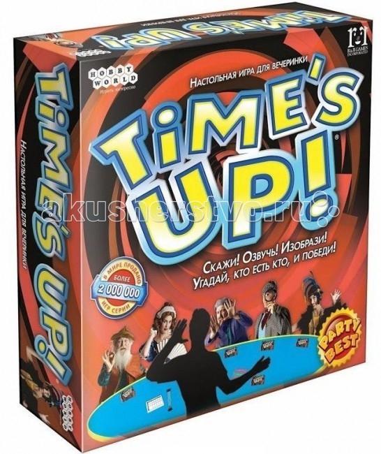 Hobby World Настольная игра Time`s Up!