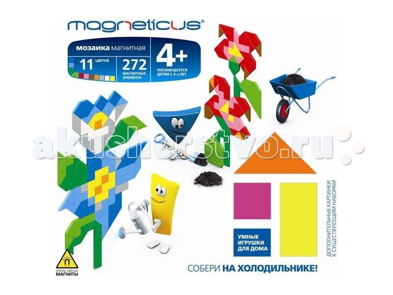 Magneticus Мозаика магнитная Цветы