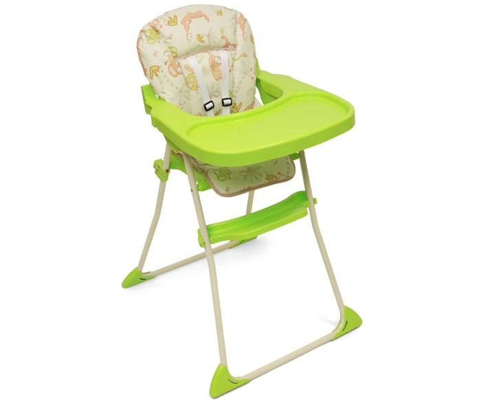 Стульчик для кормления Globex МиниМиниСтульчик детский Мини - это легкий, компактный и практичный детский стул для кормления. Очень удобный и не заменимый помощник для кормления ребенка как в домашних условиях так и при выезде на дачу или при дальней поездке. Чехол легко снимается и стирается. Удобный глубокий поднос  Характеристики: Компактный стульчик, одно положение по высоте, пластмассовый поднос съемный.  Размер: 104 х 70 Вес: 5 кг  Внимание! Цвета в ассортименте!<br>