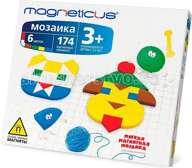 Magneticus ������� ��������� 174 ��������