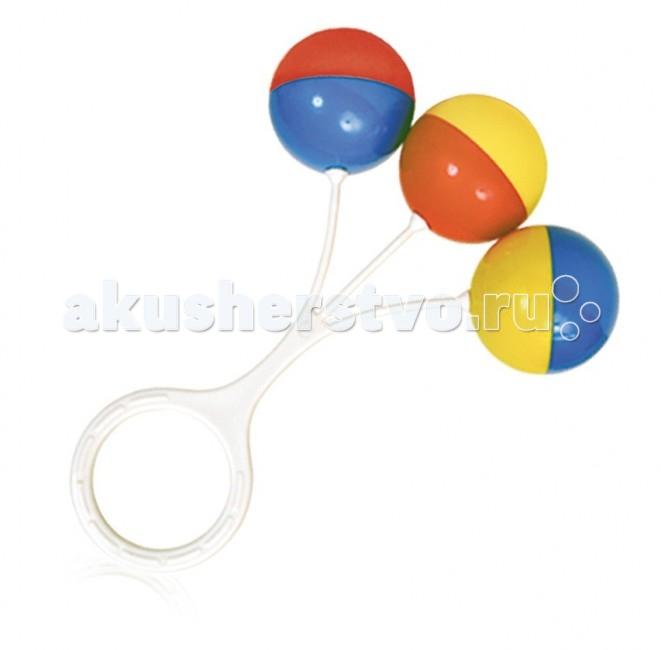 Погремушка Bertoni (Lorelli) Мячики