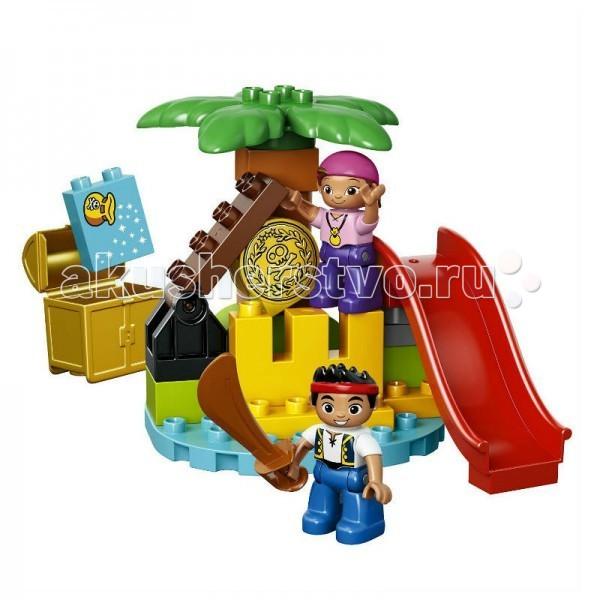 Конструктор Lego Duplo Джейк Остров сокровищ