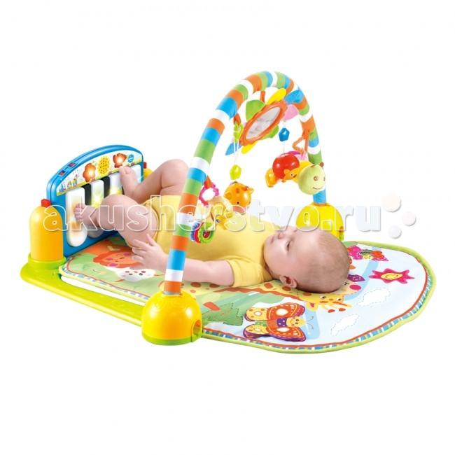 Развивающий коврик Bertoni (Lorelli) Музыкальный пианино
