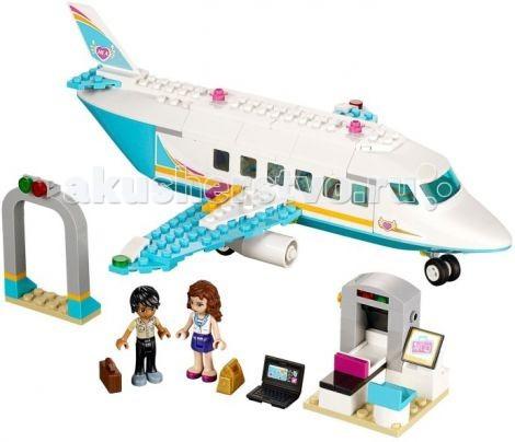 Конструктор Lego Friends Подружки Частный самолет