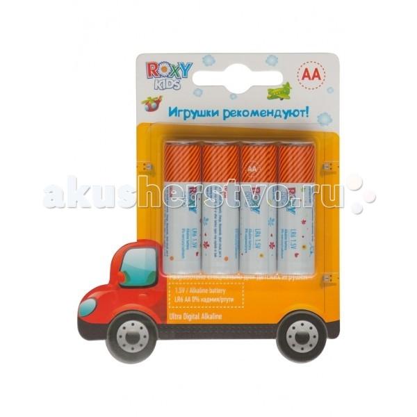 Roxy Батарейка тип АА 1.5В 4 шт.