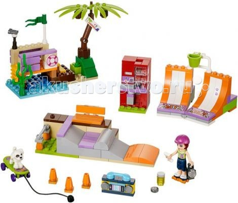����������� Lego Friends �����-���� �������� ����