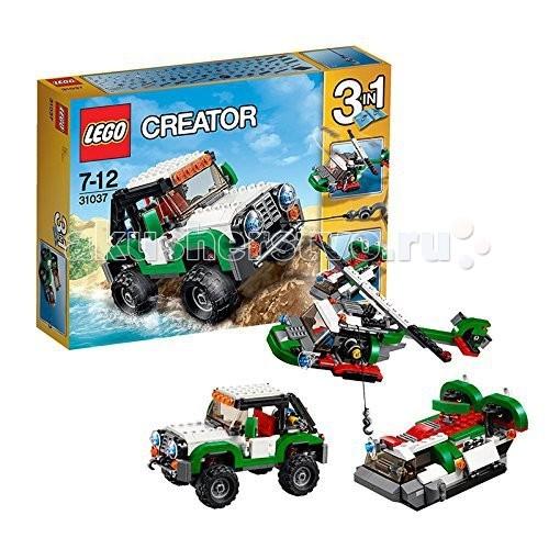 Конструктор Lego Creator 31037 Лего Внедорожники