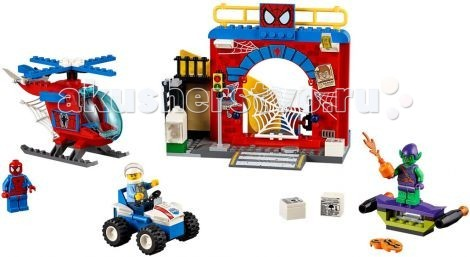 ����������� Lego Juniors ������� ��������-�����