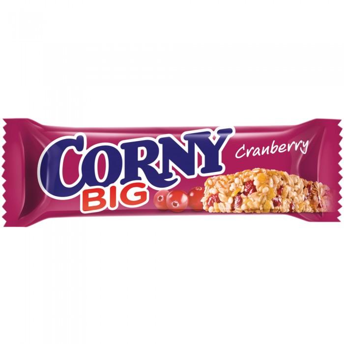 Corny Злаковый батончик Big с клюквой 50 г