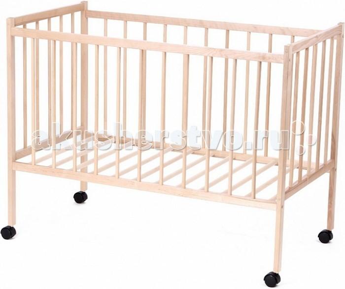 Детская кроватка Промтекс Колибри-миниКолибри-миниДетская кроватка Промтекс Колибри-мини выполнена из массива березы.   Ее экологичность, а также фиксируемые колеса позволят вам не переживать о безопасности малыша.  Практичная и удобная кроватка для Вашего малыша.  Размеры: 125 х 65 х 115 см Размеры спального места: 120 х 60 см<br>