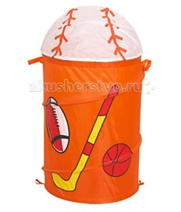 Bony Корзина для игрушек Спорт XDP-036