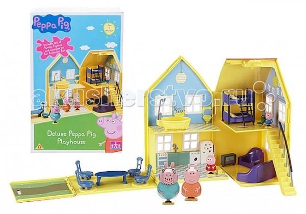 Peppa Pig Игровой набор Загородный дом Пеппы