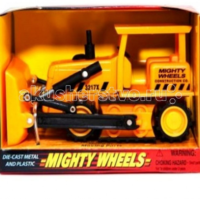 Mighty Wheels Soma ������������ ������� ��������� 12 ��