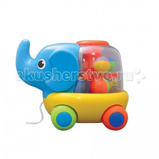Каталка-игрушка Simba ABC Слоник