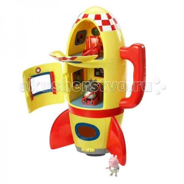 Peppa Pig Игровой набор Космический корабль Пеппы