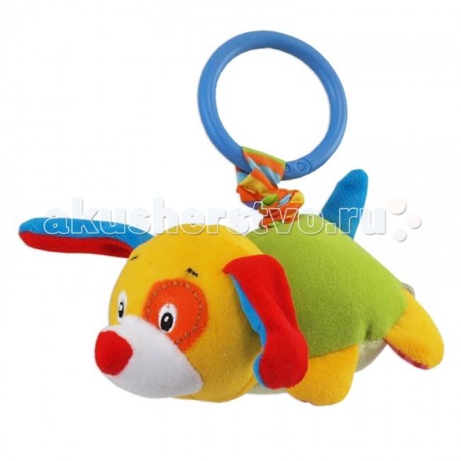 Подвесная игрушка Baby Mix с вибрацией Собачка