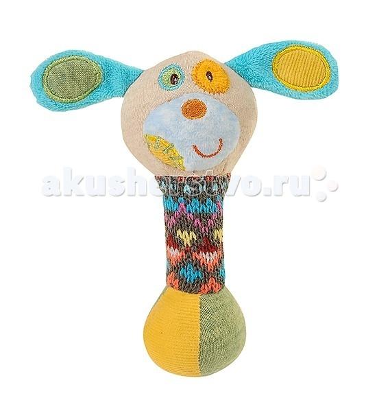Мягкая игрушка BabyOno пищалка Маленькая Собачкапищалка Маленькая СобачкаМаленькая развивающая игрушка Собачка от BabyOno обязательно понравится Вашему малышу! При встряхивании игрушка издает пищащий звук.  Размер игрушки 15 см.  Особенности: высококачественные материалы изготовления удобное для захвата детской рукой основание комбинированная – выполнена из различных материалов рельефные поверхности развивает мелкую моторику, тактильное, звуковое и цветовое восприятие, координацию движений<br>