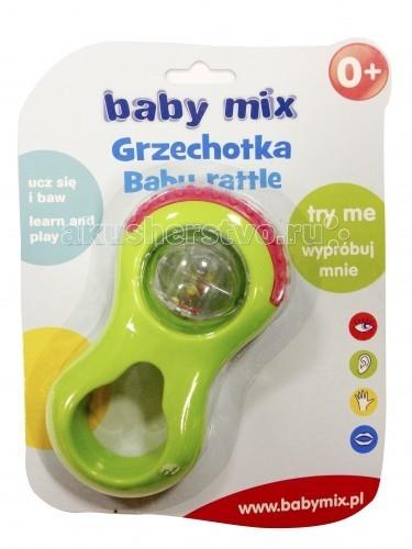 Погремушка Baby Mix Шарик