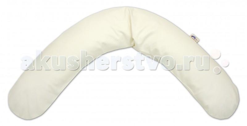 """Theraline Подушка для кормления 190 см без чехлаПодушка для кормления 190 см без чехлаПодушка Theraline необходима для беременных и кормящих мам во время сна, отдыха и кормления малыша.  Подушка для отдыха и кормления Theraline®  · наполнитель – микроскопично маленькие полистироловые шарики размером 0.5-1.5 мм, без запаха  · размер 190 см  · сделана в Германии, соответствует европейским стандартам TUV и Экотекс   Во время беременности для мамы:  · во время сна и отдыха можно положить под живот, под спину, когда сидите - под спину (как во время беременности, так и после родов), удобна для беременных во время сна   В процессе кормления:  · большую помощь в процессе грудного вскармливания оказывает специальная подддерживающая подушка, которая делает процесс кормления максимально комфортным и для мамы и для малыша  · она помогает удобно расположить малыша под разными углами, мягко поддерживая его  · освобождает мамины руки и снимает нагрузку с позвоночника  · это особенно актуально, если ребенок кушает неторопливо  · позволяет лучше опорожнять разные доли груди и таким образом уменьшается вероятность лактостазов  · кормить можно как сидя, так и лёжа!  · во время кормления удобная форма подковы, позволяет расположить ее вокруг талии, тем самым ослабить нагрузку на спину, шею, плечи, руки   Для малыша  · когда малыш лежит на диване – защитит от падения на пол  · может служить малышу в качестве """"уютного гнездышка"""" для игры и сна  · поможет малышу научиться самостоятельно сидеть  · может использоваться в гимнастике и игре<br>"""