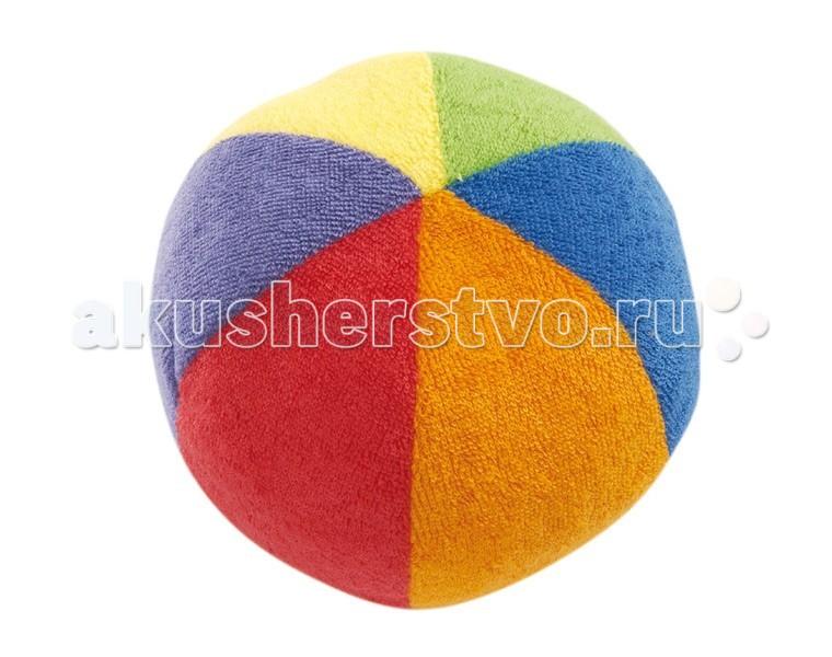 Мягкая игрушка Simba ABC Мягкий мяч со звукомABC Мягкий мяч со звукомМягкий мяч Simba ABC со звуком - игрушка развивает общую и мелкую моторику малыша, координацию движений, активизирует развитие всех чувств младенца, стимулирует его любопытство, познавательные процессы.  Размер игрушки: 13 см<br>